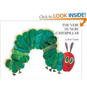 The Very Hungry Caterpillar board book: Eric Carle: 9780399226908: Books - Amazon.ca