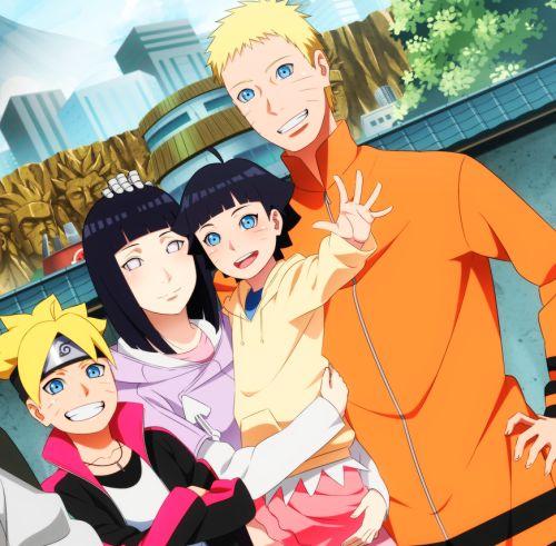 Lindos!!!!  Família Uzumaki