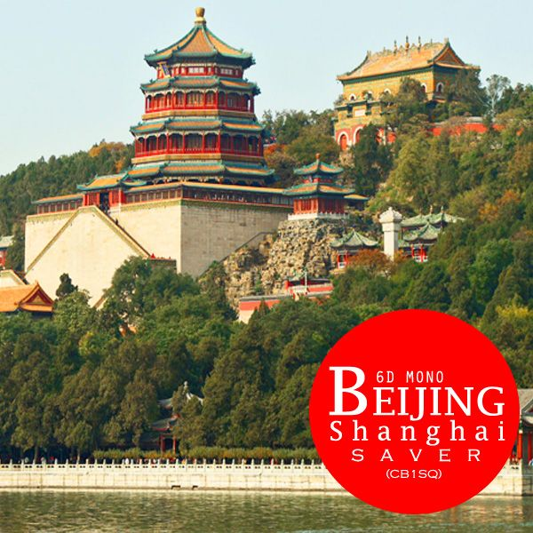 Magnificent Summer Palace at Beijing