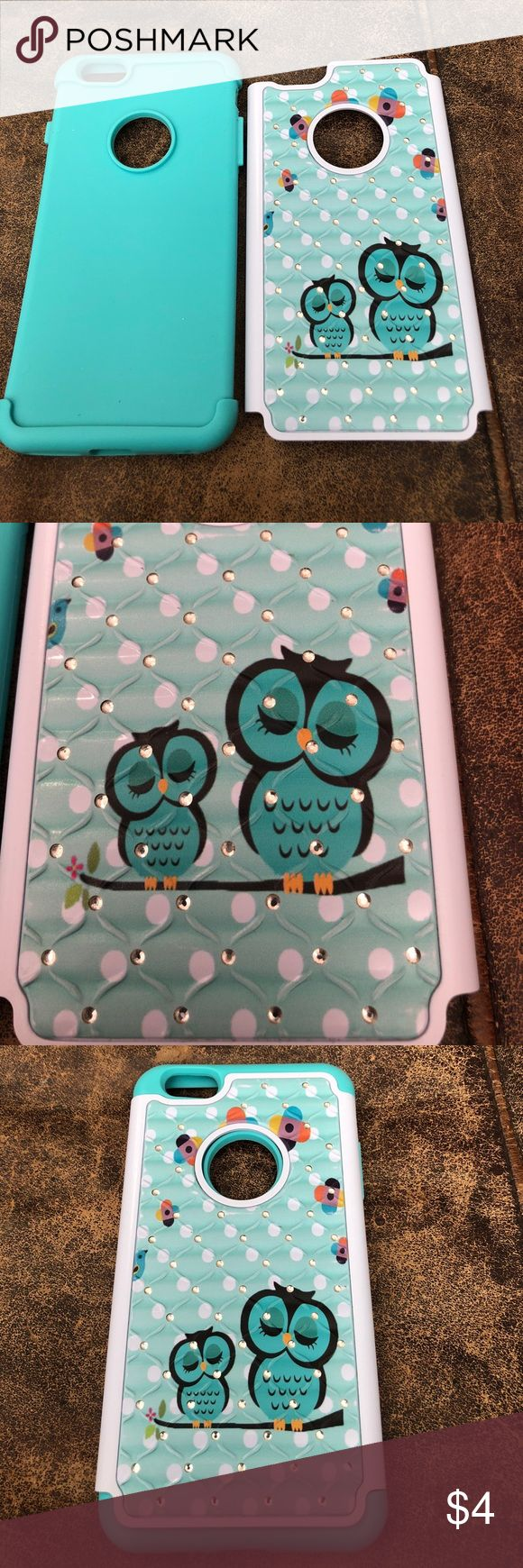 iPhone 6s Plus Phone Case Magic Sky iPhone 6s Plus owl Phone Case. Gently used. Upgraded phone, selling all my cases! Magic Sky Accessories Phone Cases