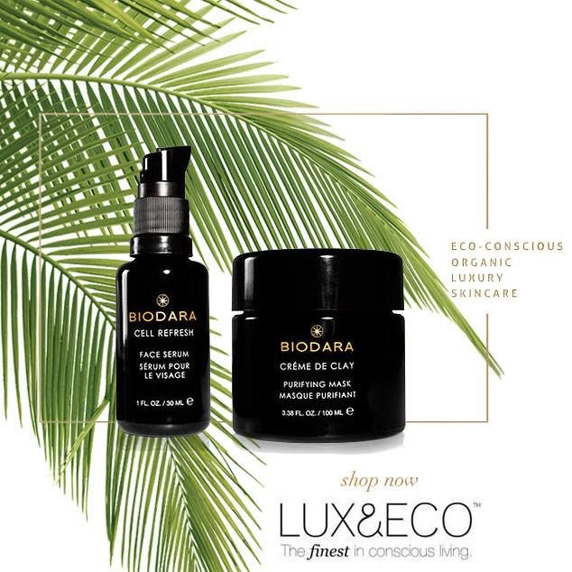 Eco-conscious, luxury skincare that perfectly blends modern science with natural, organic bioactive botanicals to beautify and nourish your skin! Shop Now http://goo.gl/Tv0gF1