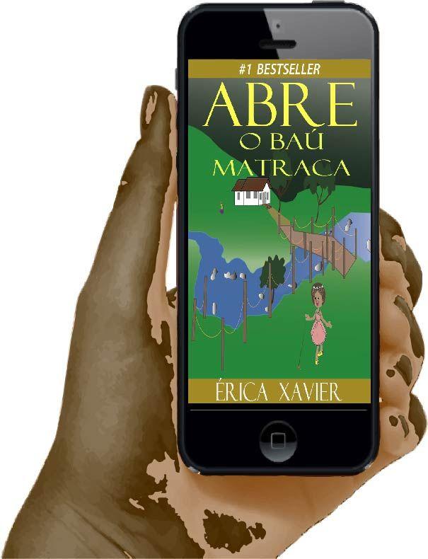 #livroinfantil #ebook para SMARTFONE AbreobaúMatraca autora @1EricaXavier vendido no #Amazon http://amzn.to/1SNKbEK #preço R$7,14
