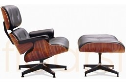 Fidarsi Replica Eames Chair & Ottoman