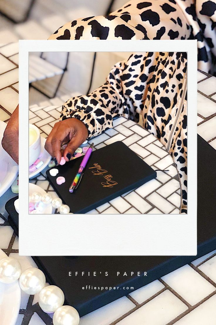 Boss babe notebook empowering gifts for women
