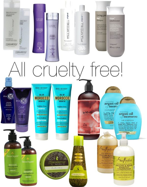 Looking for cruelty free shampoo? by beauty4free2u featuring #giovanni #alterna #paulmitchell #livingproof #itsa10 #marcanthony #wen #dermorganic #macadamia #sheamoisture ‼️Attention: Organix is no longer cruelty free!!!