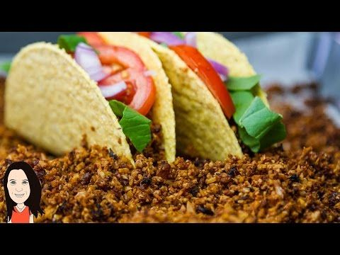 Vegan Ground Meat Recipe - Cooking with Plants