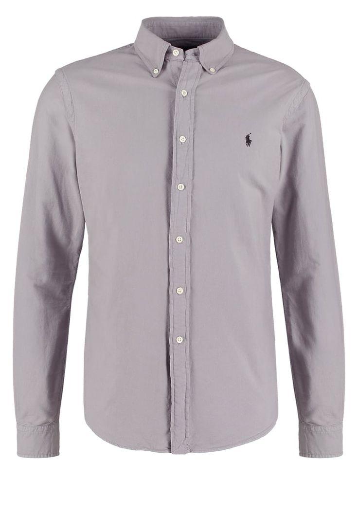 Polo Ralph Lauren SLIM FIT Hemd quartz grey Premium bei Zalando.de   Material Oberstoff: 100% Baumwolle   Premium jetzt versandkostenfrei bei Zalando.de bestellen!