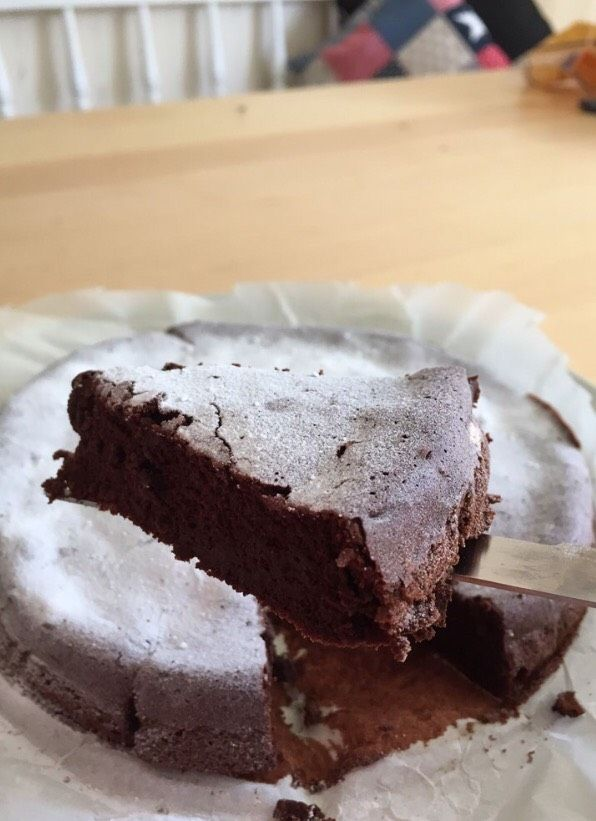 Enkel chokladkaka!