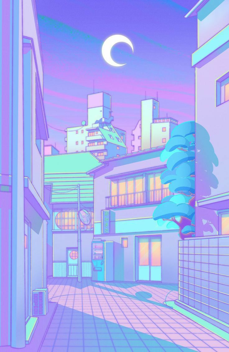 Pin By Tyra Lane On Lofi Wallpaper In 2020 Aesthetic Pastel Wallpaper Aesthetic Anime Pastel Aesthetic