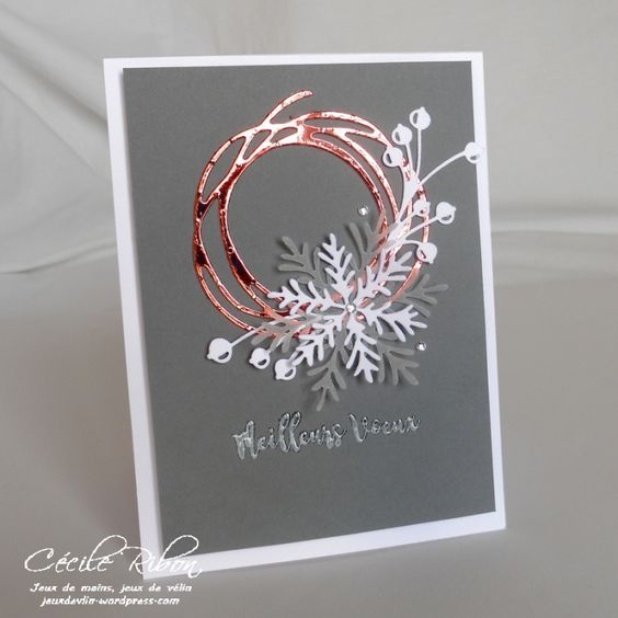 Préférence 1225 best Christmas Cards images on Pinterest | Cards, Holiday  MK64