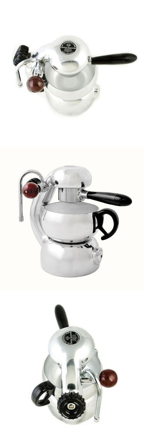 Vintage Inspired Stovetop Espresso Machine | dotandbo.com