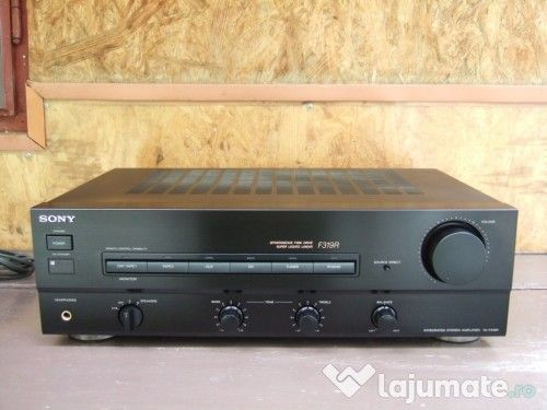Amplificator audio marca Sony model ta-f319r
