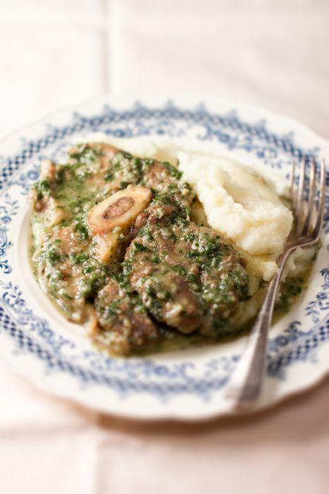 ossobuco alla milanese                     #recipe #juliesoissons