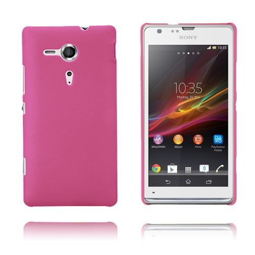Hard Case (Rosa) Sony Xperia SP Case