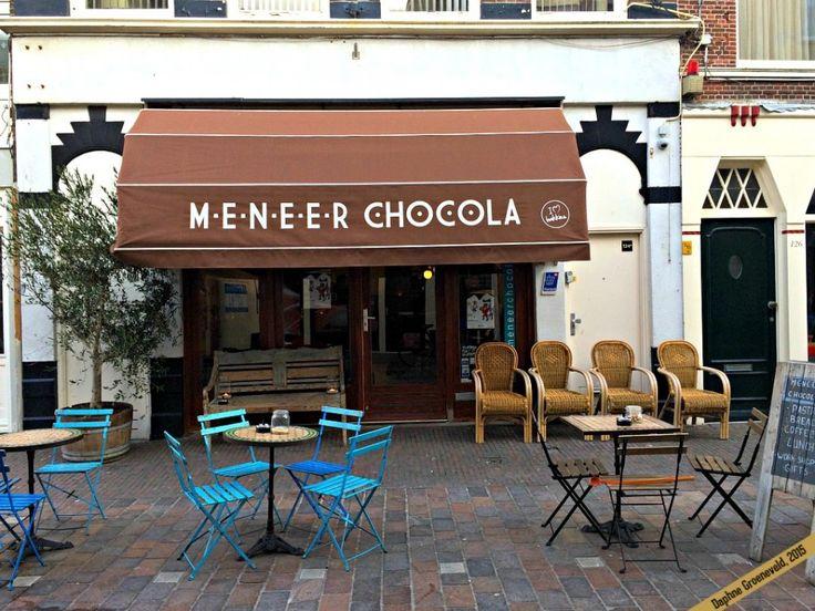 Meneer Chocola in Scheveningen - via It's Travel O'Clock