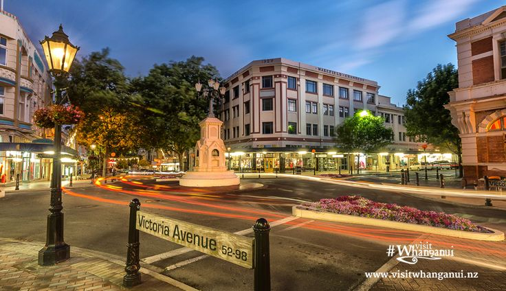 With the 11% of all heritage buildings in New Zealand, it's hard to turn your eyeball anywhere in downtown Whanganui without the past looking back at you :) #visitwhanganui to share your pics!