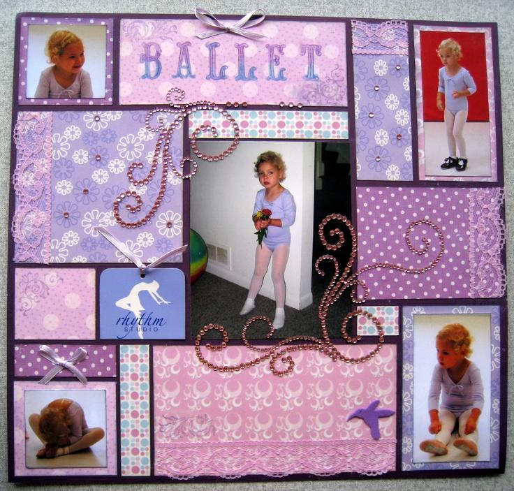 Ballet - Scrapbook.com