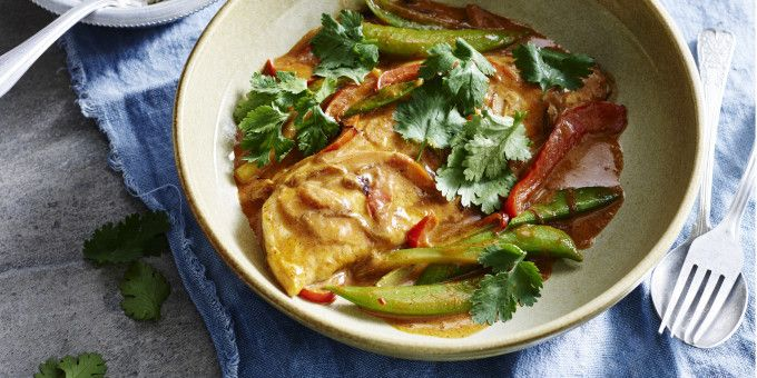 I Quit Sugar Massaman Fish Curry by Kitchen Mojo