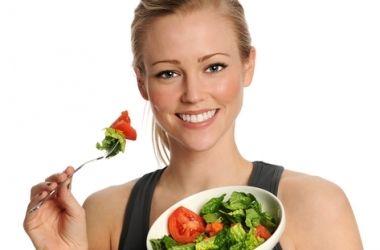 Вкусный низкокалорийный салат на новый год