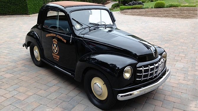 1951 Fiat 500C Topolino | Mecum Auctions