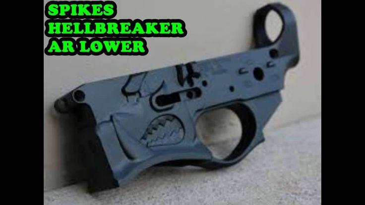 SPIKES HELLBREAKER AR 15 LOWER