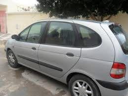Annonce de vente de voiture occasion en tunisie RENAULT SCENIC Bizerte