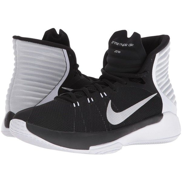 nike shoes high top. ($80) ❤ liked on polyvore featuring shoes, athletic hi top basketball shoes high tops, lightweight nike