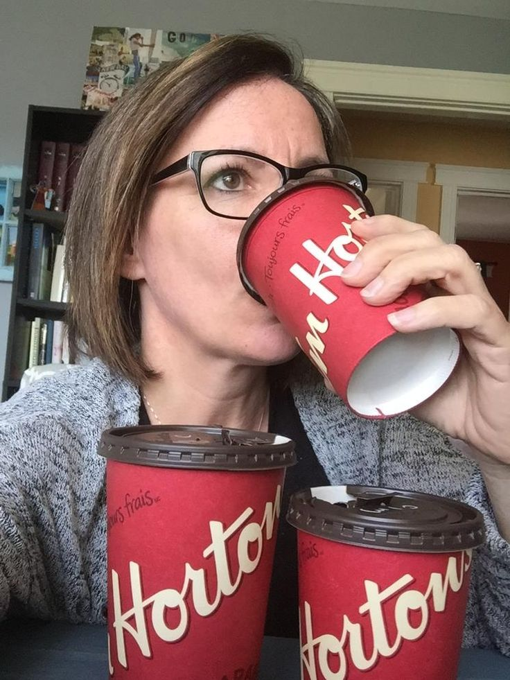 #ThirstyThursday is a #TimHorton's day in the life at the Luv Patsy Office