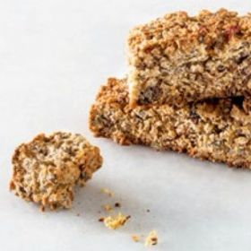 Seed and oat rusks #HealthyFoodStudio