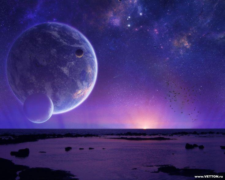 [Image] Planets средства для рабочего стола