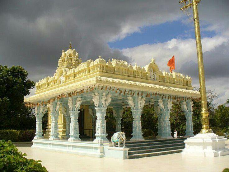 Ganapathi temple, BVRIT