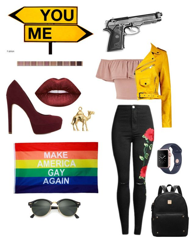 Walk above all. by amandalowenborg on Polyvore featuring polyvore, fashion, style, Miss Selfridge, Boohoo, ALDO, Ray-Ban, Jet Set Candy, Lime Crime, Charlotte Russe and clothing