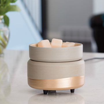 2-in-1 Midas Candle Warmer