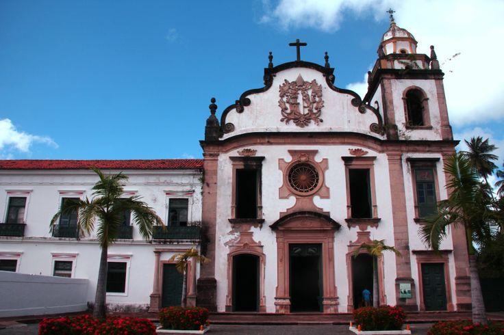 Mosteiro de São Bento. Olinda.