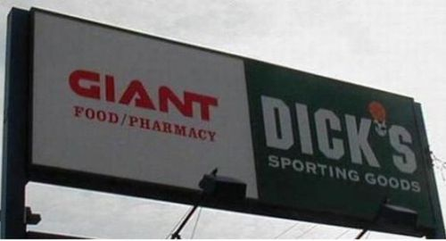 Funny Signs! 21 More of the Stupidly Weird !!