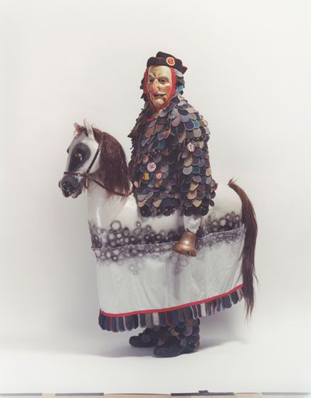 The Carnival Steed of Constance