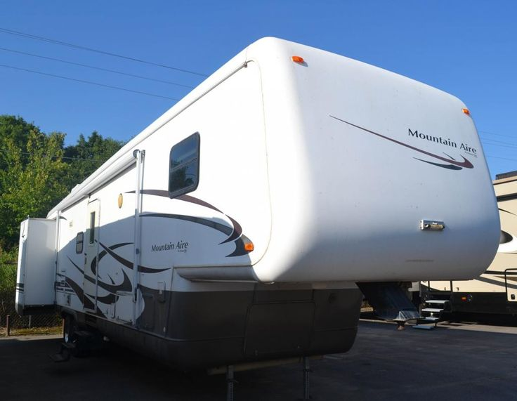 2003 Newmar Mountain Aire 39 SDTS Fifth Wheel Tulsa, OK RV for Sale | RV Details | New and Used Travel Trailer RVs, New and Used Fifth Wheel RVs, New and Used RV Campers, New and Used Motorhomes, RVs Trailers and Campers For Sale | Bob Hurley RV Tulsa Oklahoma RV Dealer