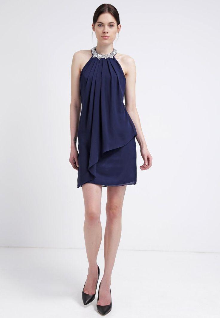 Cocktailkleid / festliches Kleid - nautical blue