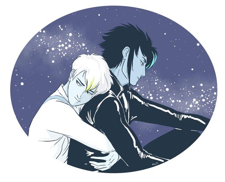 Cosmic gays Starfighter
