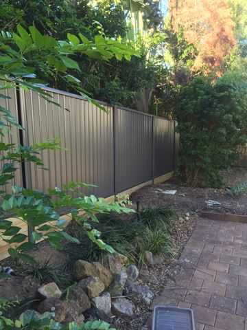 NORTHBOND STEEL PRIVACY FENCING BY NORTHSIDE FENCING BURPENGARY