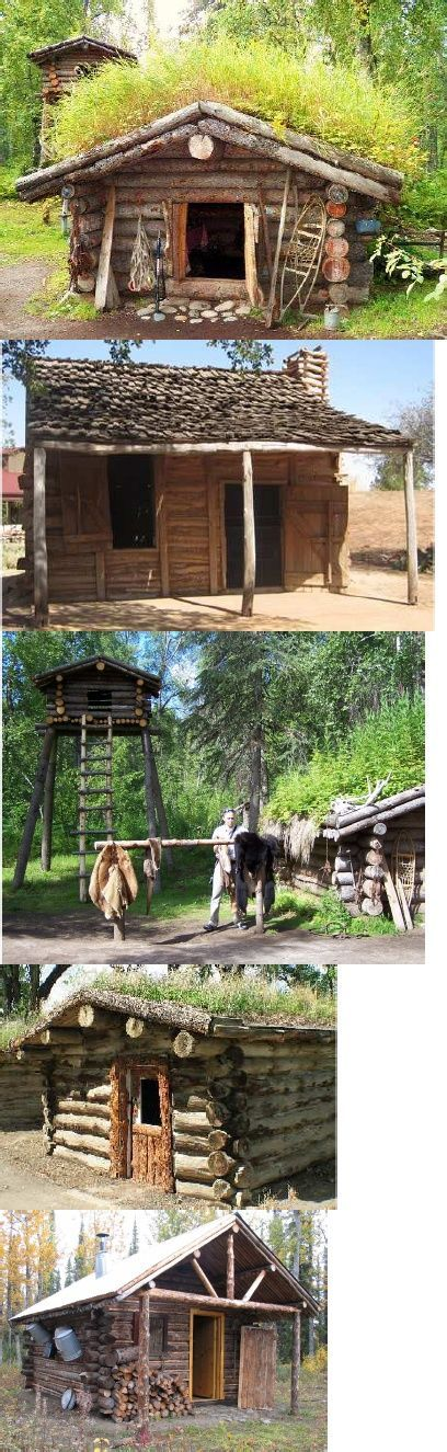 A Long-Term Survival Guide - Survival Cabins (this could be cataloged under homesteading, survivalist, or even DIY....so much amazing info!)