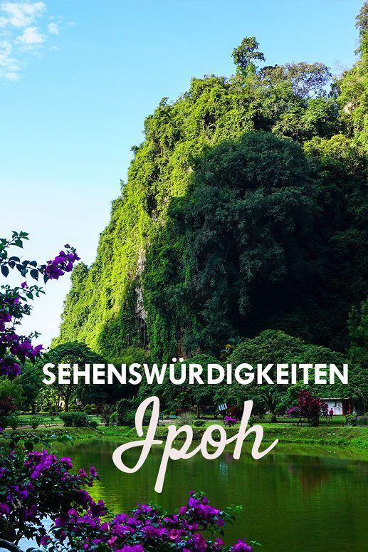 Die besten und hilfreichsten Tipps für die Stadt Ipoh in Malaysia. In diesem Beitrag findet ihr Sehenswürdigkeiten in der Oldtown und außerhalb. Vor allem die Höhlentempel, sind ein sehr aufregendes Ziel.