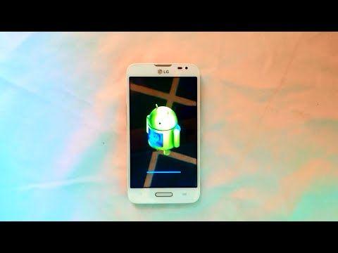 Desbloquear \ Restablecer \ Hard Reset LG L60, L65, L70 y L80. - YouTube