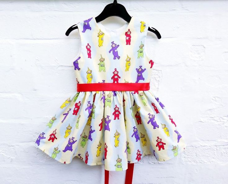 Teletubbies dress, smash cake dress,first birthday dress,party dress,Teletubbies #Handmade #BridesmaidCasualChristmasFormalHolidayPartyWedding