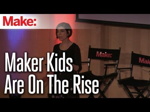 Making is completely transforming the way kids learn and is offering many exciting new models to educators. In this presentation, we'll see innovative exampl...