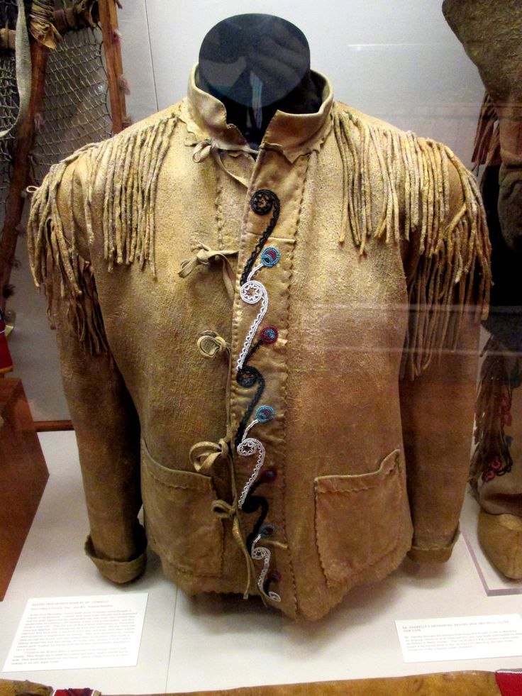 78 Best Images About Buckskin Clothing On Pinterest