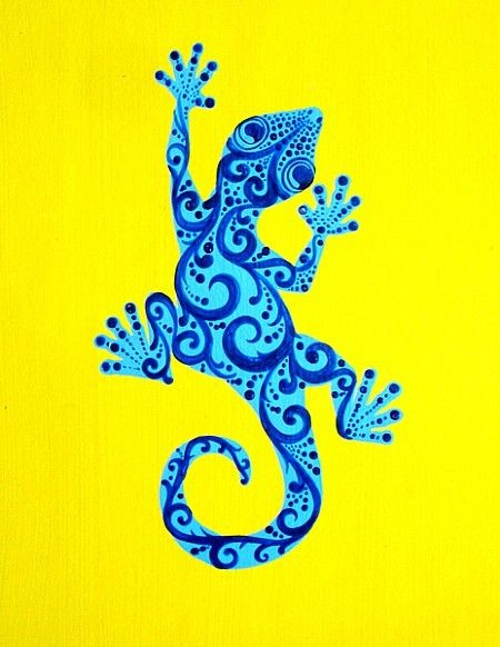 gecko drawing - Google zoeken
