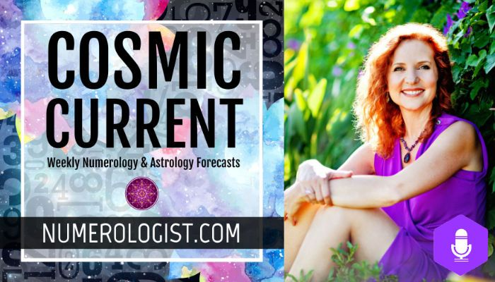 #14 - October 2017 Astrology & Numerology Forecast With Kari Samuels