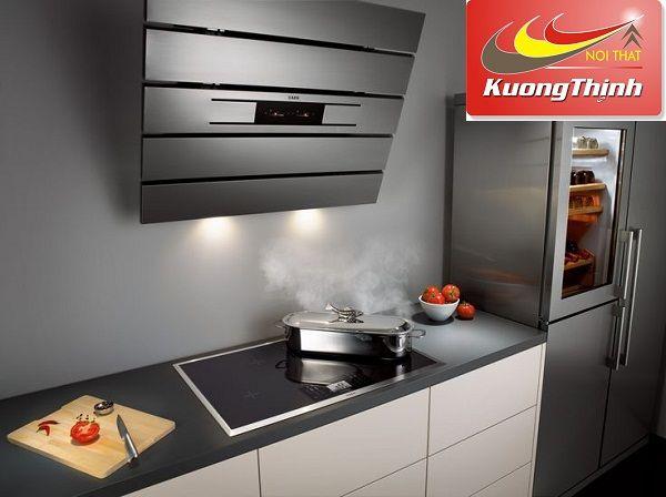 Ưu điểm của bếp điện từ: