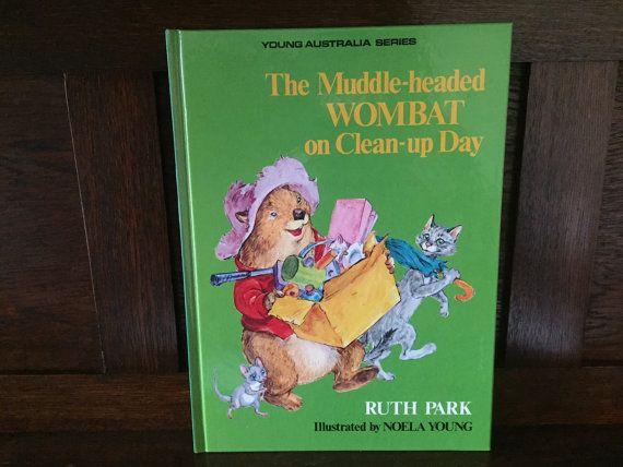 1980s Vintage Children's Book The by BanterVintageBooks on Etsy